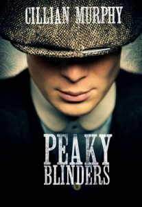 Cillian Murphy Tom Shelby poster peaky blinders